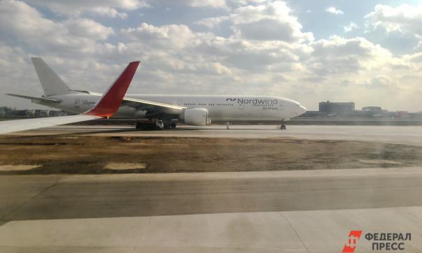 В Пулкове вновь задержали рейс в Турцию