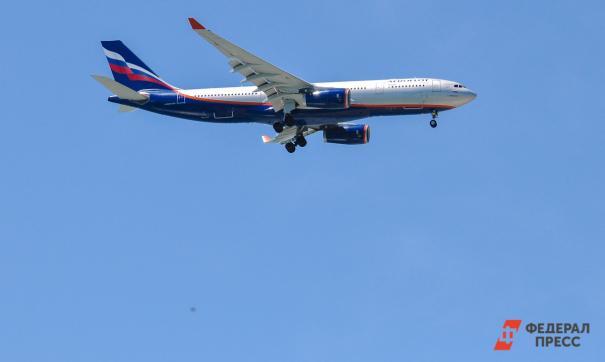 В аэропорту Сургута Boeing-737 готовится к экстренной посадке