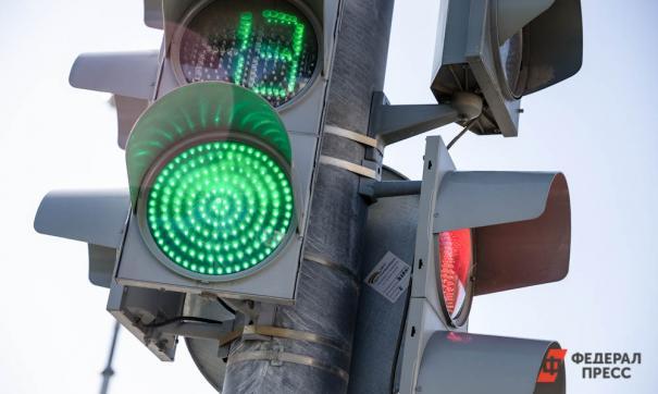 Замена светофорной структуры в Челябинске откладывается