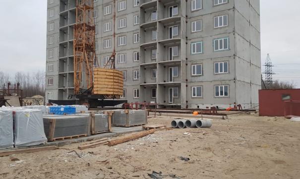 Суд наложил запрет на строительство дома в Пыть-Яхе