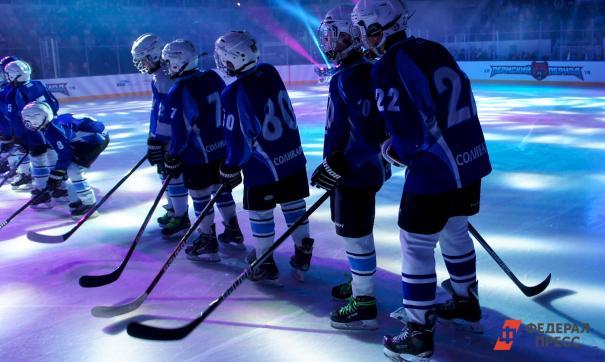 Российские хоккеисты выиграли со счетом 10:0