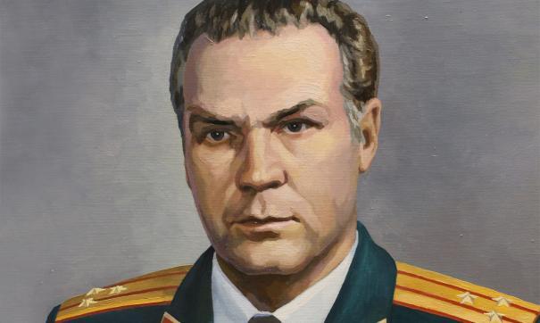 Герой Советского Союза Андрей Панихидников
