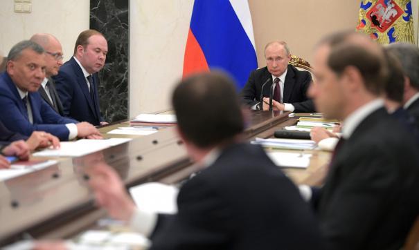 Владимир Путин не согласен, что в Приморье самые большие долги по зарплате