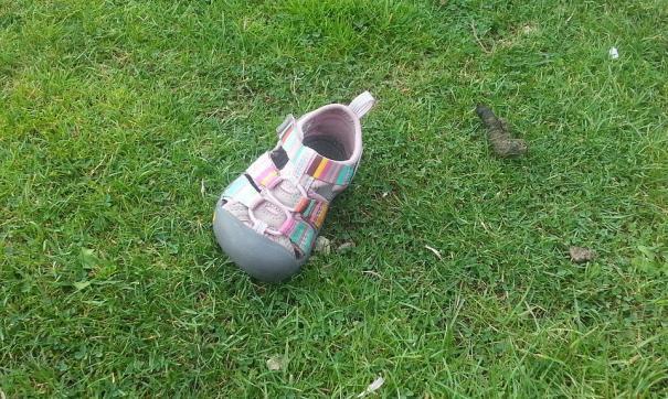 На Сахалине маленький ребенок едва не погиб при побеге из дома
