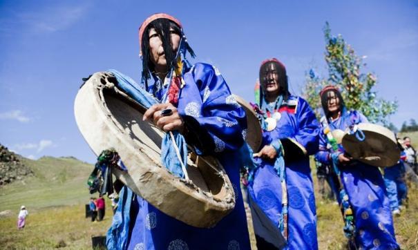 В Бурятии откроется первый в России шаманский храм