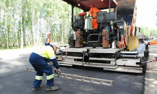 В этом году в регионе отремонтируют 745 км автодорог