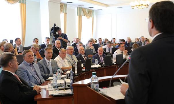 Глеб Никитин отчитался о деятельности нижегородского правительства в 2018 году