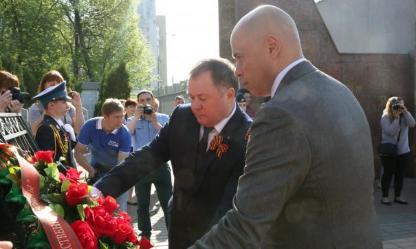 Жители Липецка почтили память героев
