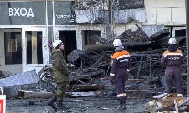 В результате пожара погибли 60 человек