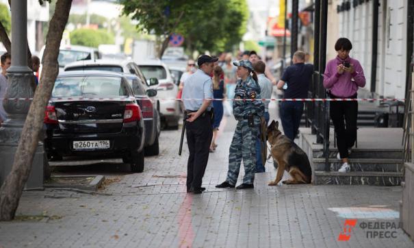 Правоохранители завершили проверку зданий