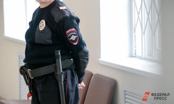 С подростком работает полиция