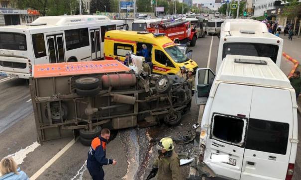 Причины аварии уточняются