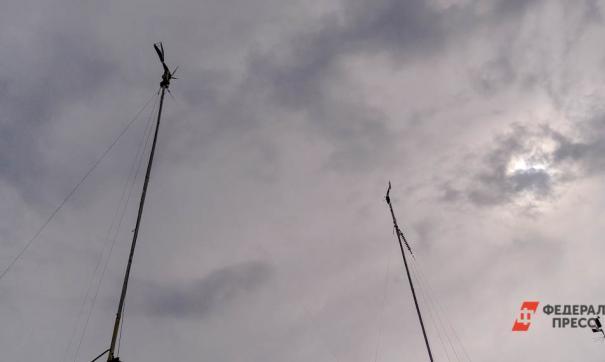 Синоптики прогнозируют шквалистое усиление ветра