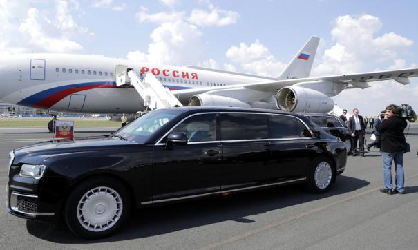 Он посетит Казанский авиационный завод