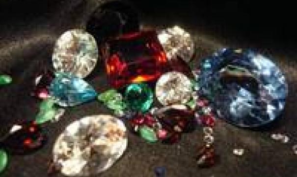 Стоимость драгоценностей составила 2,5 млн рублей