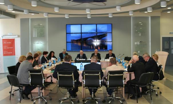 На заседании доклады представили три краевых министерства