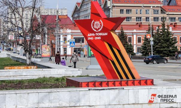 На улице Ленина будет размещен музей военной техники под открытым небом