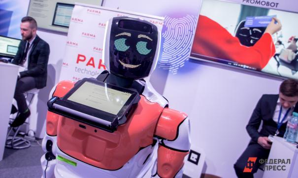 Робот справится быстрее человека