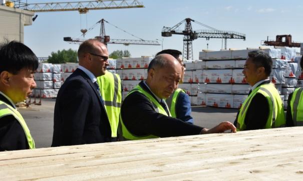 Минпромторг РФ включил инвестпроект «Красного Октября» в перечень приоритетных инвестпроектов в области освоения лесов