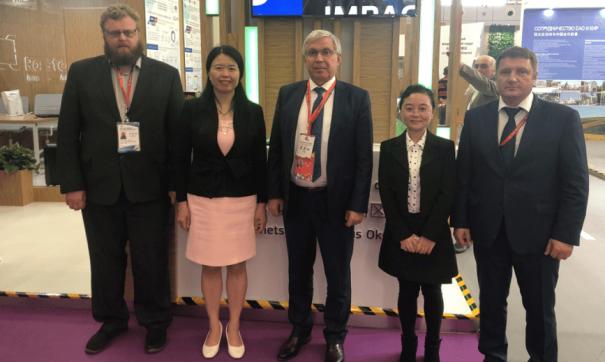 Совместные работы округа с учеными академии Китая начались в 2017 году