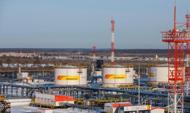 Всего АО «НК «Роснефть» проложено более 200 км сезонных автодорог