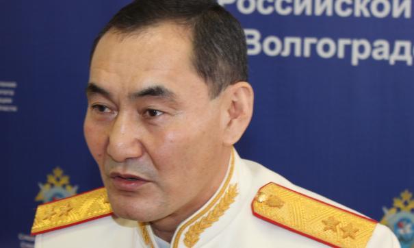 Михаил Музраев руководил Волгоградским СУ СКР с 2007 по 2018 годы.