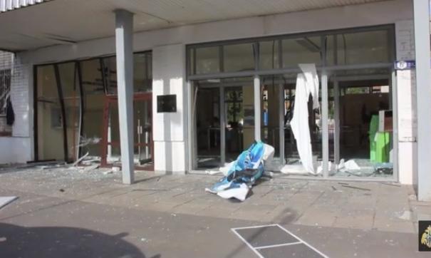 На ГосНИИ «Кристалл» произошло несколько взрывов техногенного характера