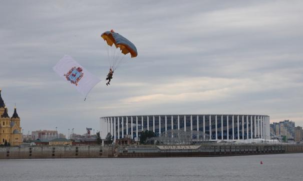 В День России нижегородцам показали авиашоу