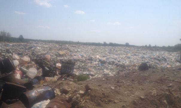 Мусор до горизонта, опасные отходы: вот что расположено в рекреационной зоне под Рязанью