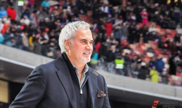 Валерий Меладзе прокомментировал отношения России и Грузии