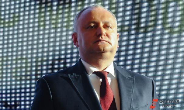 Демократическая партия Молдавии обвинила президента в предательстве