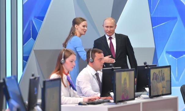 Путин заявил, что в России нет экономистов 90-х годов