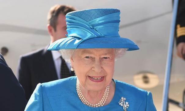 Королева Великобритании поздравила россиян с Днем России