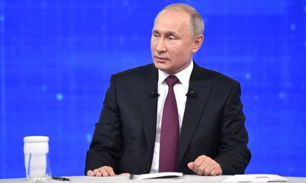 Путин рассказал, сколько Россия потеряла в результате санкций