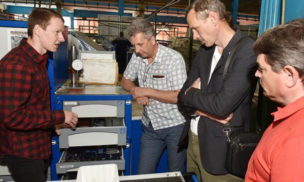 АПЗ поделился опытом бережливого производства с нижегородскими промышленниками