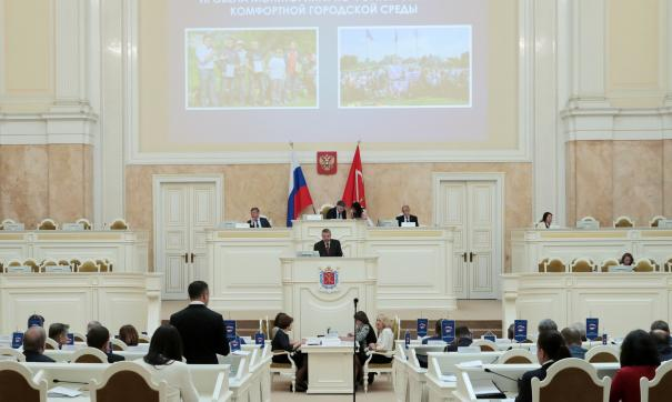 Беглов предложил главе фракции ЛДПР пост в одном из комитетов заксобрания
