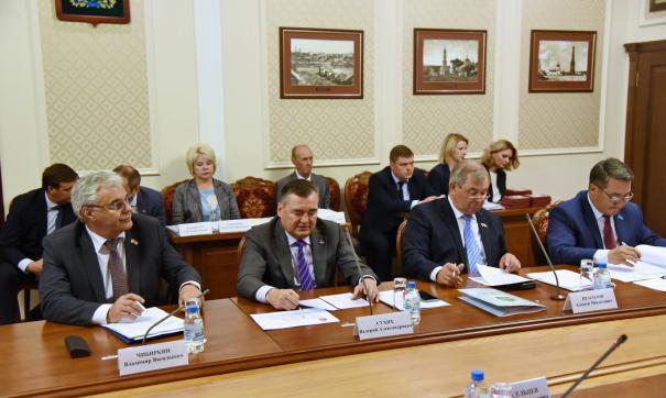 Председатель заксобрания Пермского края рассказал о кадровой политике в регионе