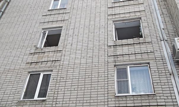 В квартире питерской пятиэтажки рухнул потолок