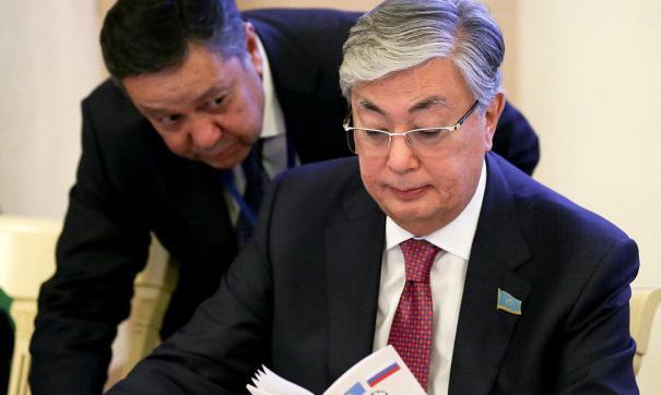 Токаев побеждает на выборах президента Казахстана