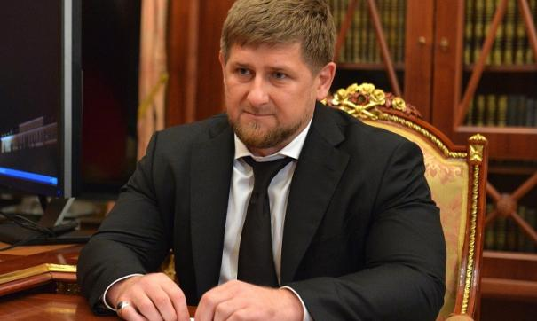 Кадыров прокомментировал задержание Голунова
