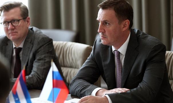 Дмитрий Патрушев едет в Курган