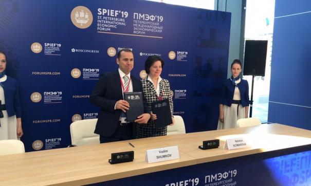 Глава региона сегодня работает в Санкт-Петербурге