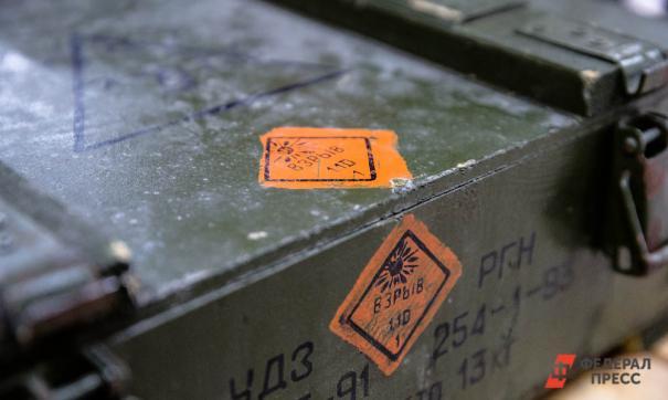 Предприниматель из Москвы пытался провезти на ПМЭФ коробку с патронами