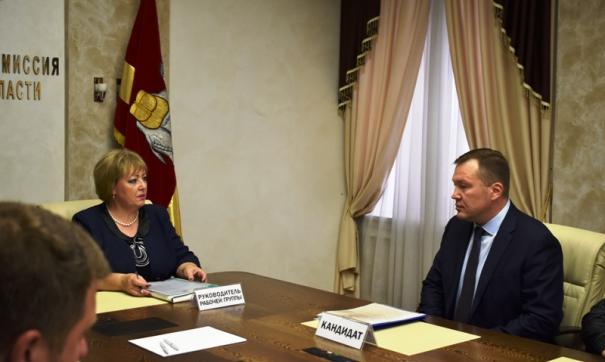 Сергей Морозов пополнил список кандидатов-самовыдвиженцев