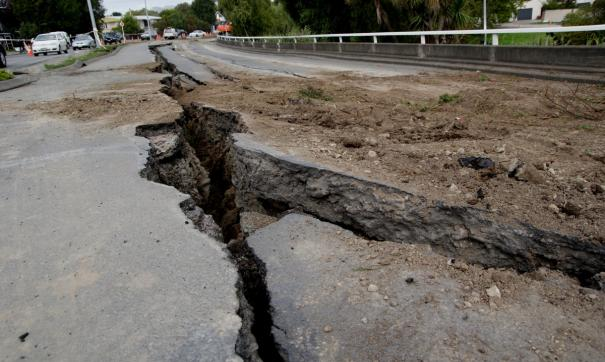Накануне ночью в республике Алтай произошло землетрясение