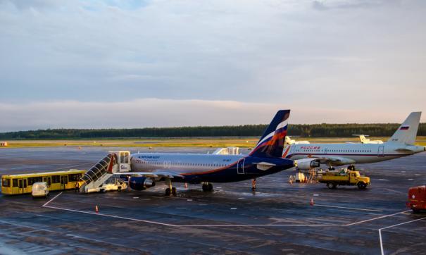 В Сургуте на 12 часов задержан рейс в Москву