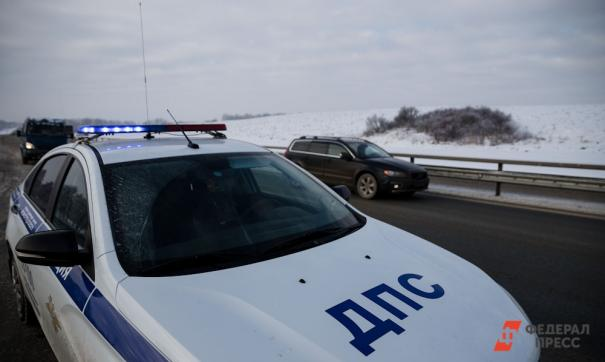 Майор полиции отстранен от службы на время проверки