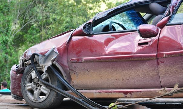 В аварии погибли две женщины и ребенок
