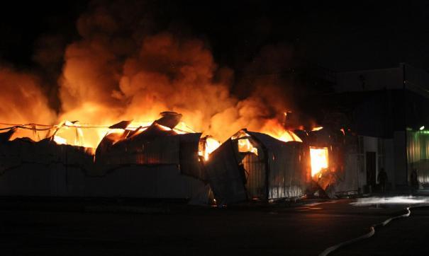 Дом и надворные постройки сгорели.Прозвучала версия, что дом принадлежал цыганскому барону.