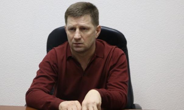 Сергей Фургал предложил вернуть выборы глав районов в Хабаровском крае